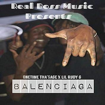 Balenciaga (feat. One'time ThaSage)