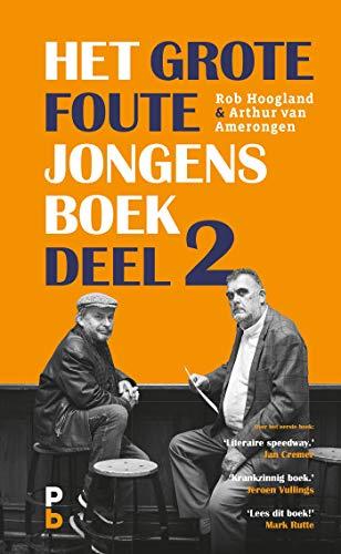 Het grote foute jongens boek (Dutch Edition)