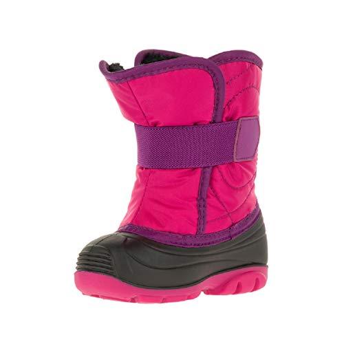 Kamik Mädchen Snowbug3 Winterstiefel, Pink (Rose ROS), 23 EU