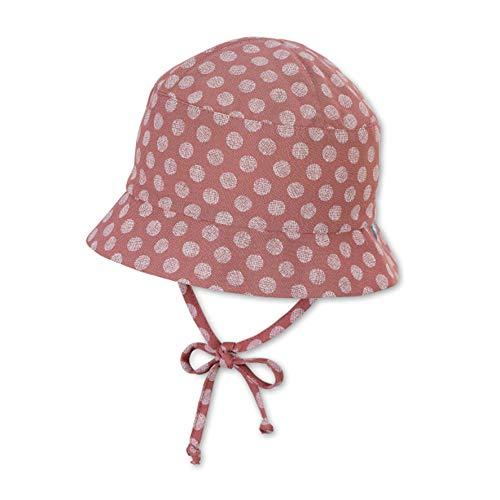 Sterntaler Baby M dchen 1412101 Hut, rosa, 45 EU