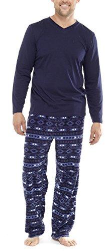 Pijama de Invierno para Hombre