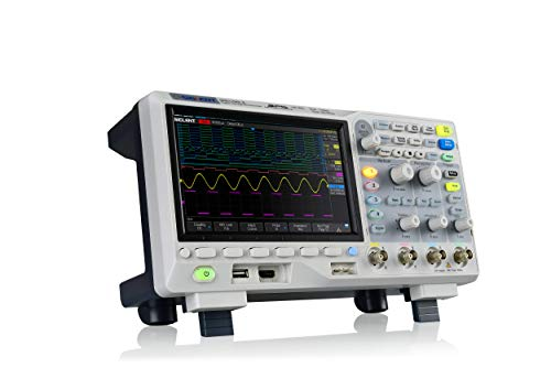 Siglent SDS1104X-E 100Mhz digital oscilloscope 4 channels standard...