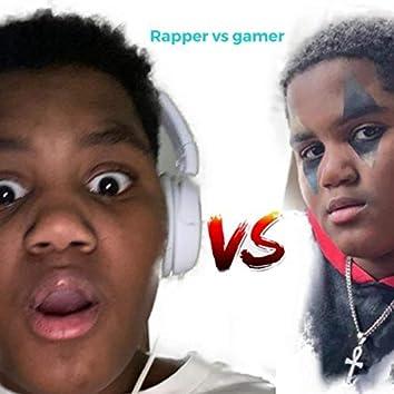 Rapper Vs Gamer