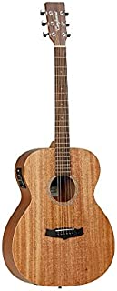 Tanglewood TW2 AS E Winterleaf Orchestra Acoustic-Electric Guitar w/Hard Case