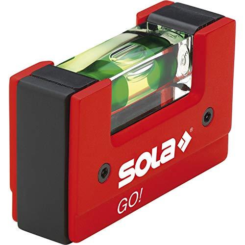 Sola Wasserwaage Kompakt Go! Clip, 0