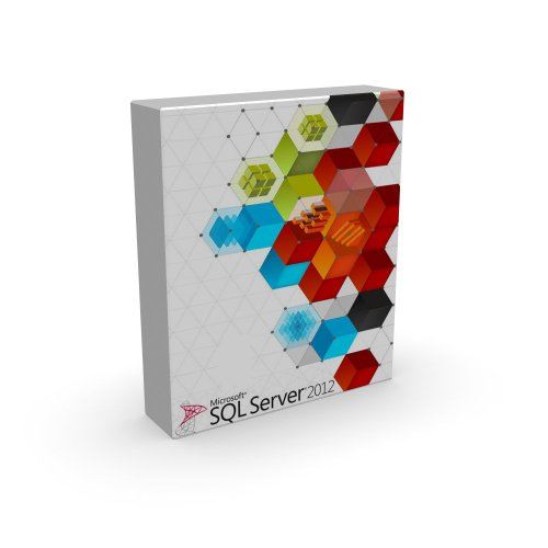 SQL Server Standard Edition 2012 32-bit/x64 / DVD / 10 Clt