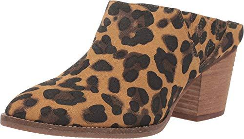 Blondo Norwich Waterproof Leopard Suede 10