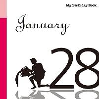 1月28日 My Birthday Book