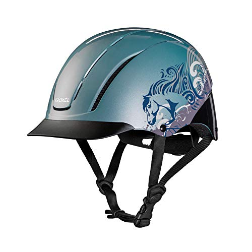 Troxel Spirit Performance Helmet, Sky Dreamscape, Medium