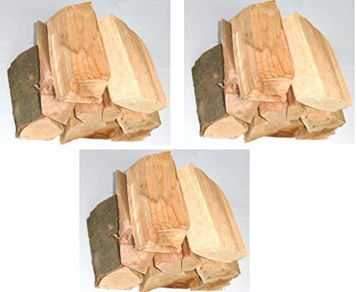 90 kg splintfreies Brennholz 0,64€/kg, Kaminholz Holz Feuerholz aus 100% Buche für Kaminofen Lagerfeuer Feuerschalen Feuerstelle Ofen Herd