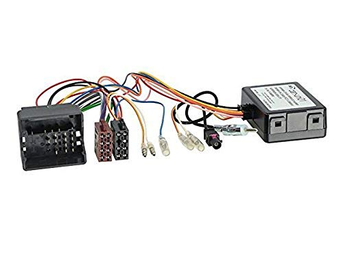 ACV 1196-46-15 CAN-bus Kit Mercedes Quadlock > ISO/Antens > DIN meerkleurig