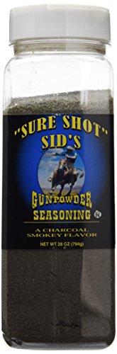 Sure Shot Sids Gunpowder BBQ Seasoning (28oz (794g))