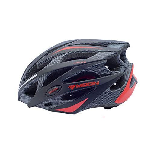 ZYHA Casco da Bicicletta,Certificato CE Regolabile Specialized Mountain & Road Cycle Casco per Uomo Donna Casco da Bici Super Leggero Regolabile