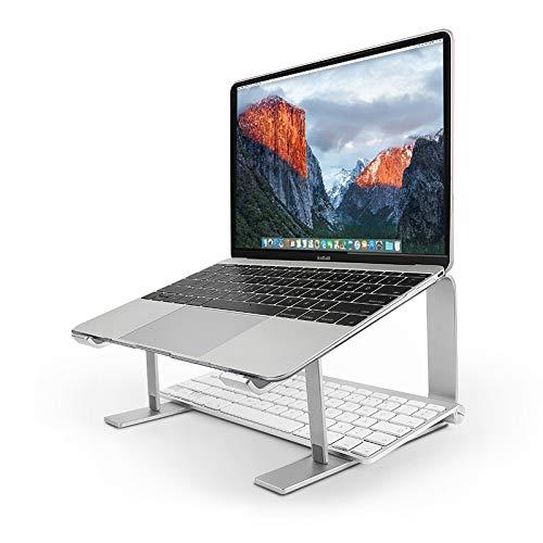FSSQYLLX Soporte para Tableta Soporte para computadora portátil Soporte para computadora portátil de refrigeración de Metal Soporte para computadora portátil