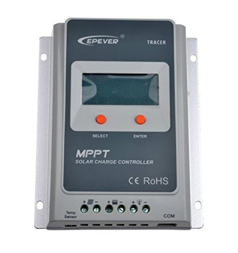 SolarEpic, dispositivo per il monitoraggio e la regolazione della carica solare, serie A MPPT con ingresso 100V PV