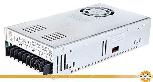 Act GmbH Alimentatore 350W 60V 6.5A Motore Motore passo passo nema34CNC Power Supply