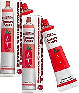 San Marzano Double Concentrated Tomato Paste (Pack of 2)