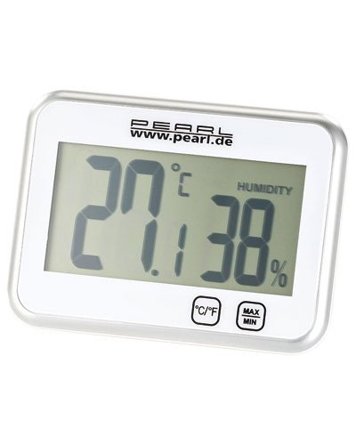 Thermomètre-hygromètre digital tactile