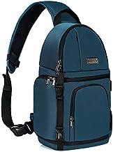 MOSISO Camera Sling Bag, DSLR/SLR/Mirrorless Case Water...