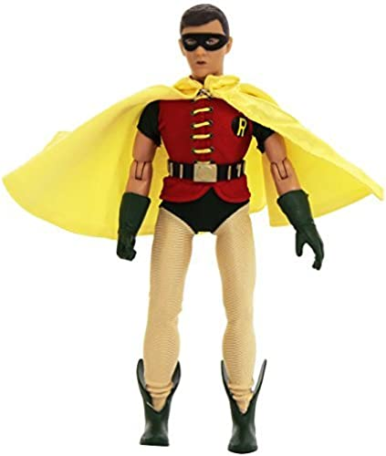 sin mínimo Figures Toy Company Classic TV Series 1966 1966 1966 Robin Mego Style Figure by Figures Toy Company  oferta de tienda