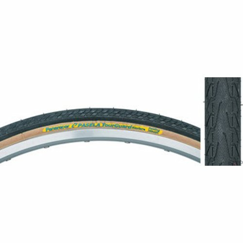 panaracer Pana Pasela Tour Guard Bicycle Tire (Aramid Bead Folding, 700x28)