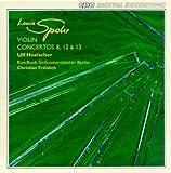 Violinkonzerte Nr. 8,12 u. 13 - lf Hoelscher