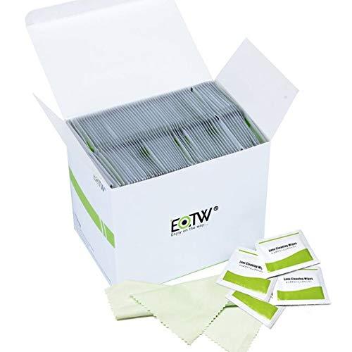 Bildschirm Reinigungstücher Einzeln Verpackt, EOTW Reinigungstücher für Handy / Monitor / Laptop / iPad / LCD-Fernseher / Tablet PC / Tastatur / Maus, 240 Stück