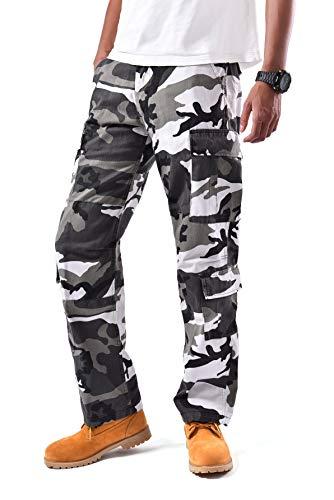 BACKBONE Mens Military Army Style C…