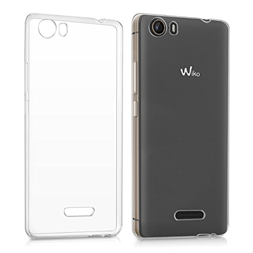 kwmobile Hülle kompatibel mit Wiko Fever 4G - Handyhülle - Handy Case in Transparent