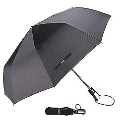 Image of TradMall Travel Umbrella...: Bestviewsreviews