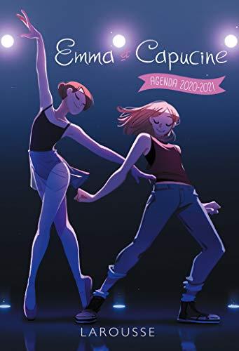 Agenda Emma Et Capucine 2020/2021