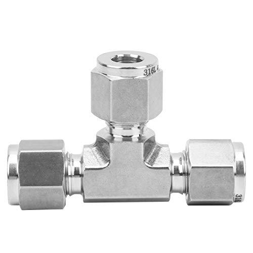 Conector externo de la virola de la compresión, resistencia a la presión hecha de tubos de acero de la resistencia de la vibración del acero inoxidable