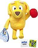 Bluey Friends Plush 8 Inch Lucky Plush with 2 My Outlet Mall Stickers