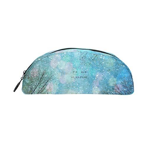 MONTOJ We are Stardust Galaxy - Astuccio per penne e cosmetici