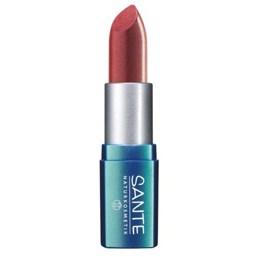 Sante Naturkosmetik Pure Colors Of Nature Lipstick Nr. 21 Coral Pink Inhalt: 4,5g Lippenstift für...