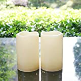 Best Flameless Candles - Flameless LED Candles Battery operated Outdoor Indoor Flickering Review