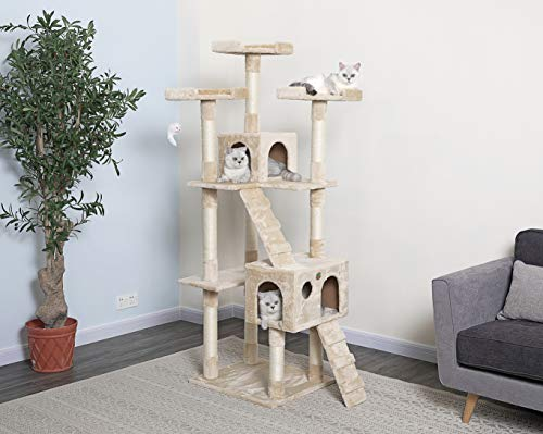 10 Best Cat Trees For Large Cats