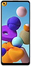Samsung Galaxy A21S SM-A217M/DS 4G LTE 64GB + 4GB Ram LTE USA w/Four Cameras (48+8+2+2mp) Android International Version (GSM Only, Not CDMA) (White)