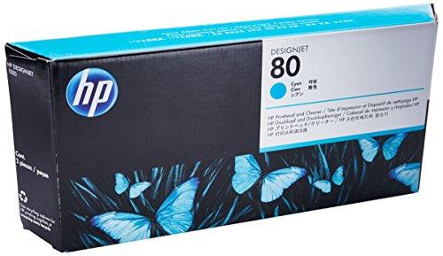 HP 80 cyan Original Druckkopf