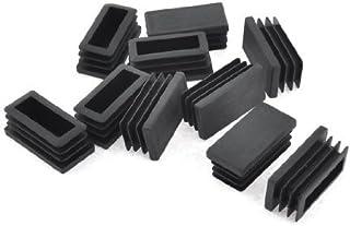 DealMux 2 piezas 1 x 3//8 acondicionador de aire de espuma calorifugada Negro