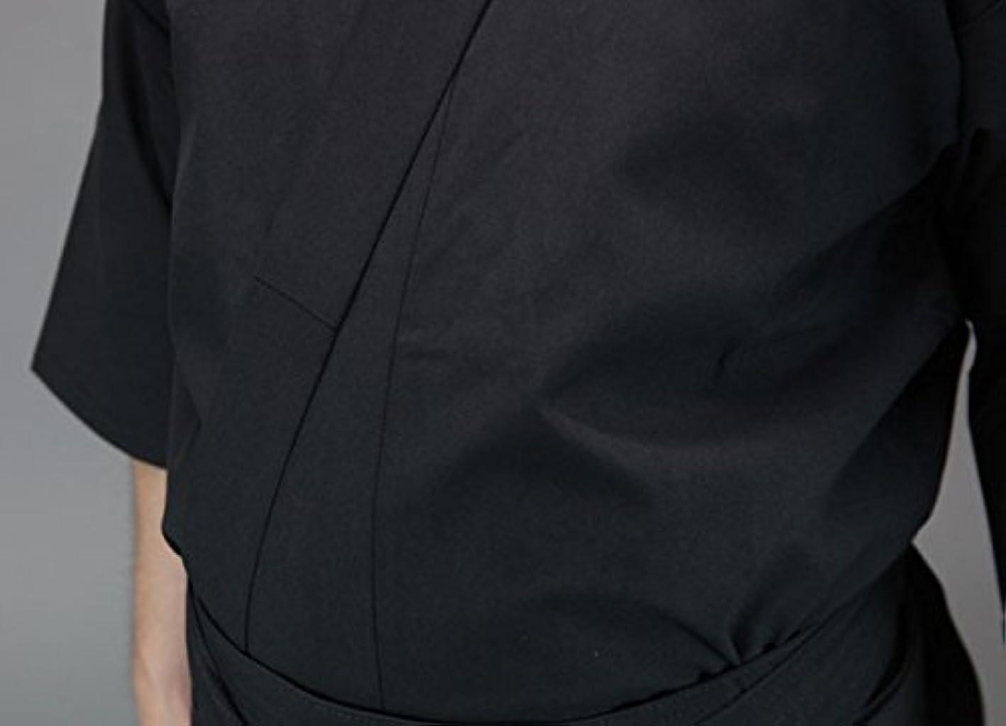 瞑想貢献淡い【居合用】徳用おくみ付ポリエステル居合道衣