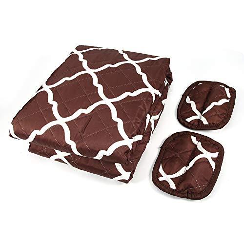 WEILafudong Manta antideslizante impermeable para cojín de mascotas sofá-muebles cubierta protectora impermeable cama perro para cachorros