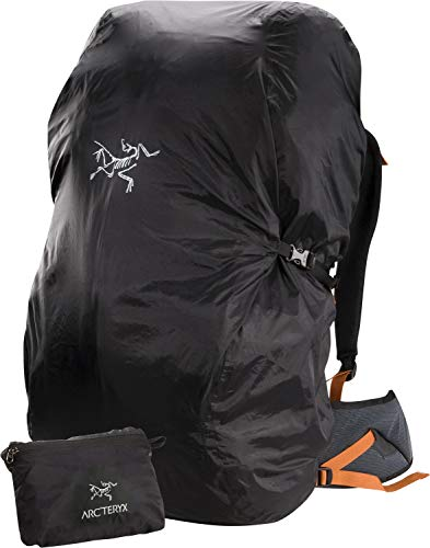 Arcteryx Pack Shelter - XS Funda para Mochila 51 Centimeters Negro (Black)