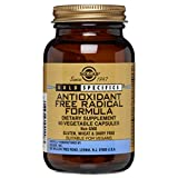 Best Antioxidant Supplements - Solgar Antioxidant Free Radical Formula Vegetable Capsules, 60 Review