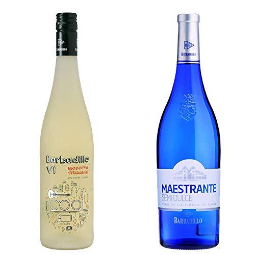 Barbadillo Vi y Maestrante Semidulce - Vinos Blanco - Bodegas Barbadillo - 2 botellas de 750 ml
