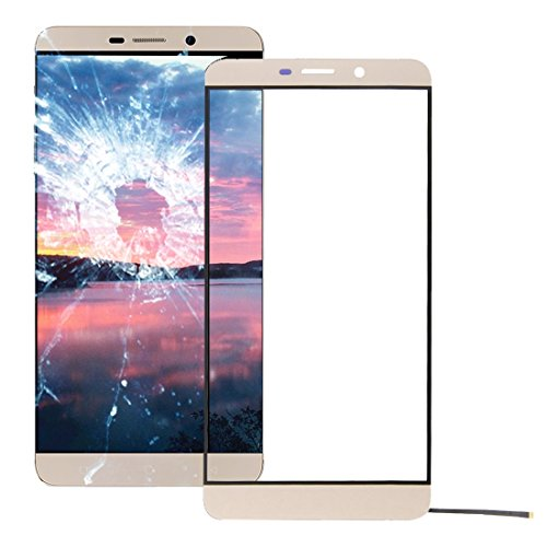 EY For AYY Letv Le MAX / X900 Touch Panel (Oro) (Color : Gold)