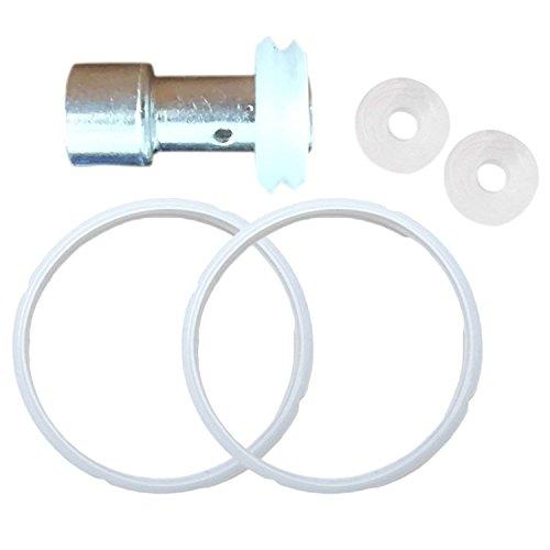 SGerste - Juego de 5 anillos de sellado de repuesto para ollas eléctricas a presión (5 unidades)