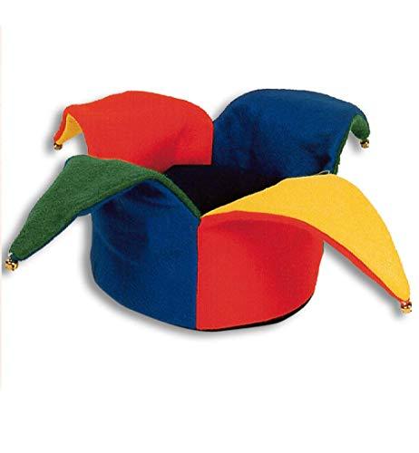 KarnevalsTeufel Narrenkappe Till Schalk Schelm Hut Kopfbedeckung