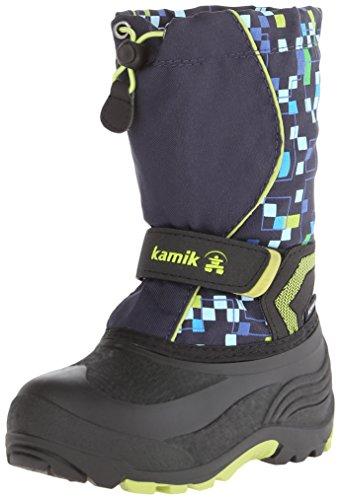 Hot Sale Kamik Footwear Snowbank2 Insulated Boot (Toddler/Little Kid/Big Kid),Navy,3 M US Little Kid