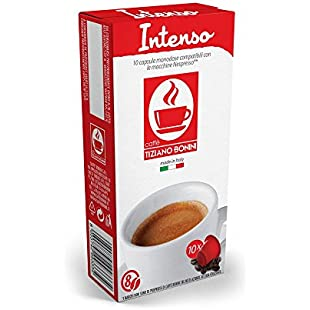 100 Nespresso Compatible Coffee Capsules (INTENSO)